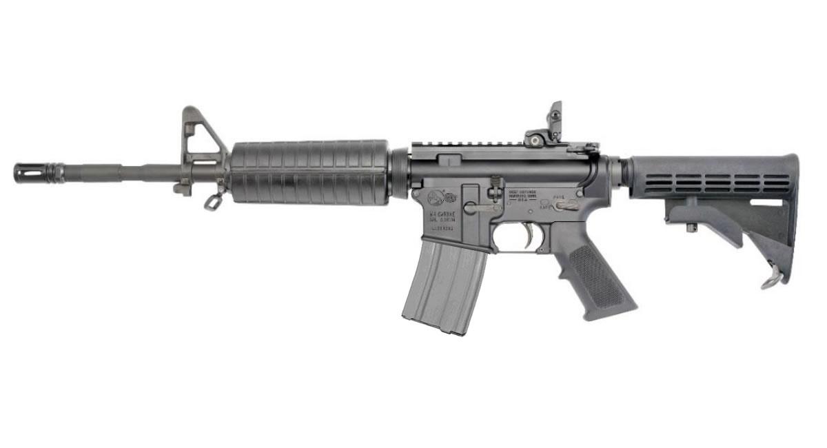 Colt M4 Carbine 5 56x45 NATO LE6920 Heavy Barrel Series