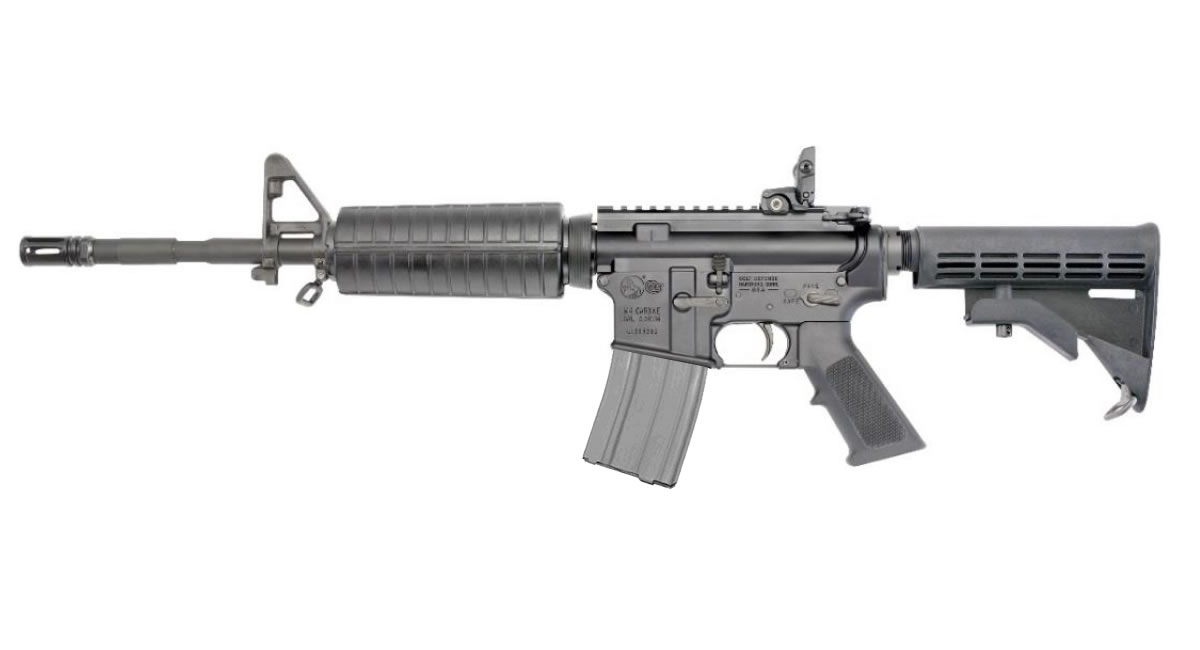 M4 CARBINE 5.56 LE6920 HEAVY BARREL