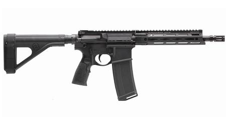 DANIEL DEFENSE DDM4 V7P 5.56 NATO PISTOL WITH PSB