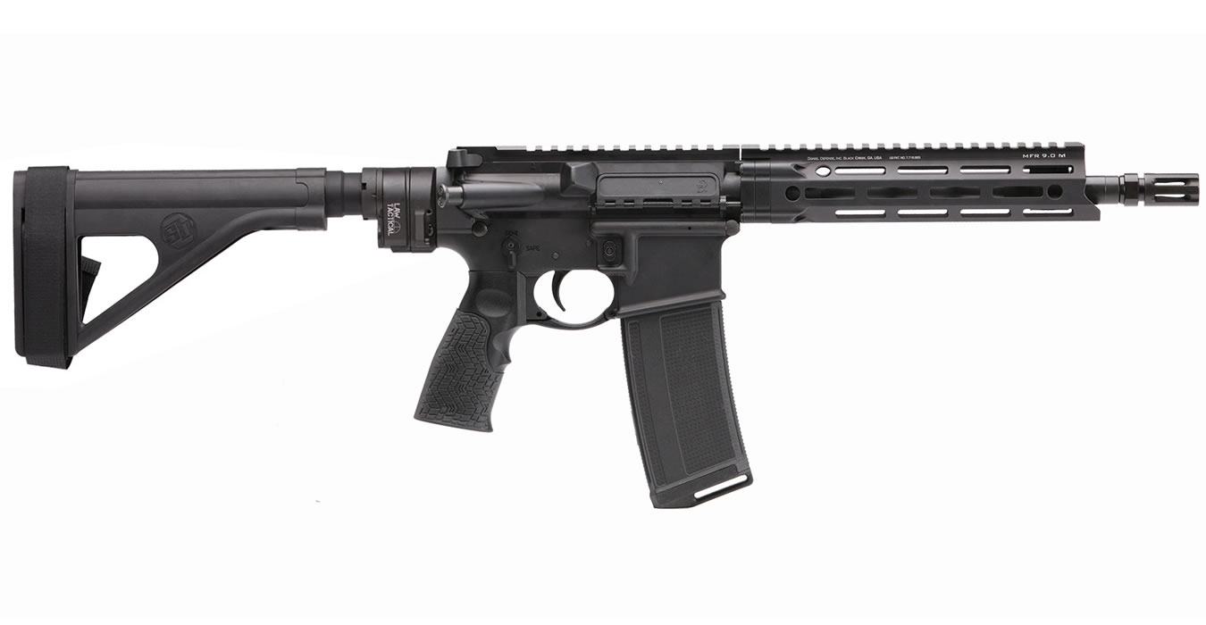 DDM4 V7P LAW TACTICAL 5.56 WITH PSB