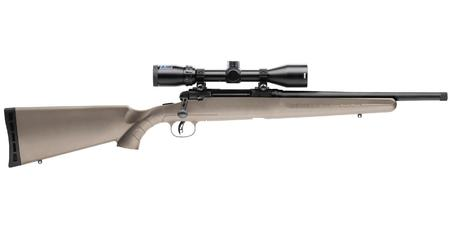 SAVAGE AXIS II 308 WIN FDE WITH 3-9X40 SCOPE