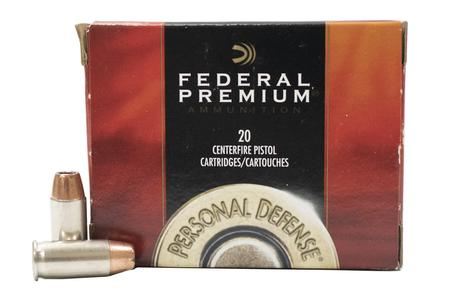 FEDERAL AMMUNITION 32 Auto 65 gr Hydra-Shok 20/Box