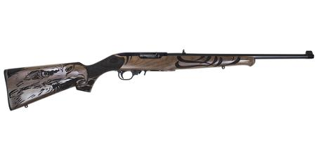 RUGER 10/22 22LR WALNUT AMERICAN EAGLE STOCK