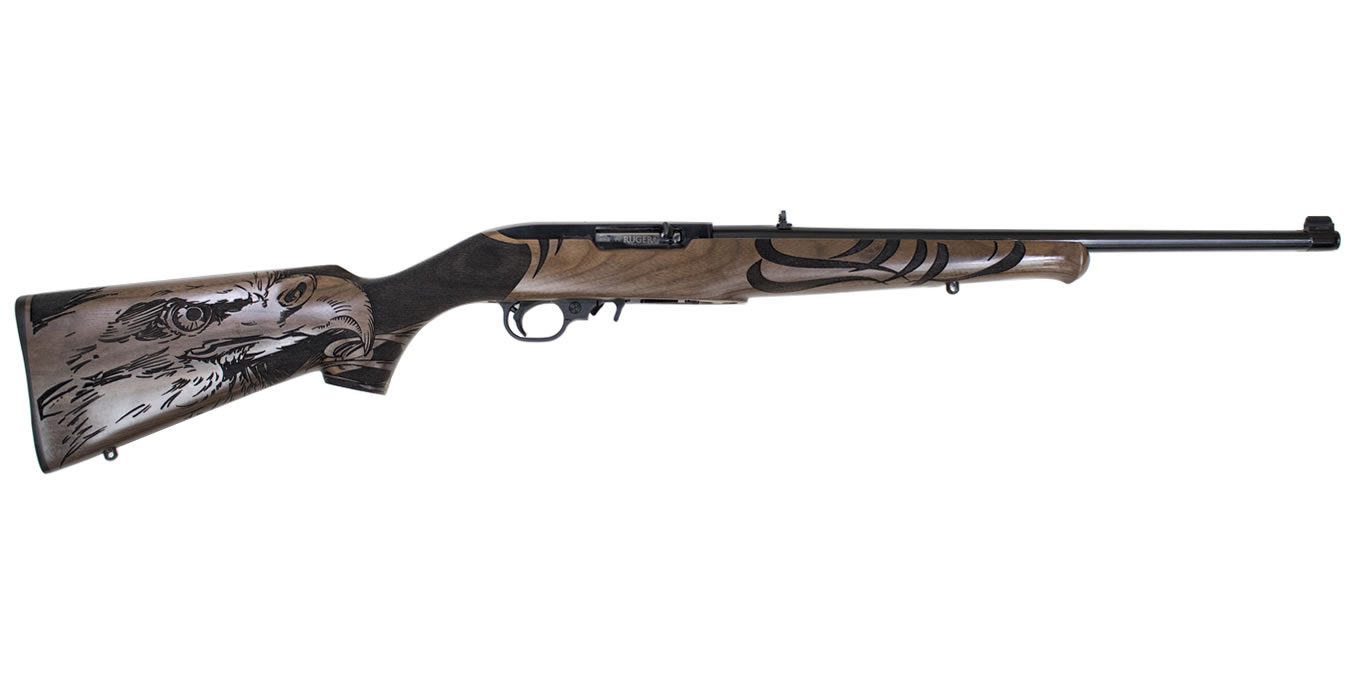 Weaver Auto Parts >> Ruger 10/22 22LR Walnut American Eagle Stock Limited Edition (Talo Exclusive) | Sportsman's ...