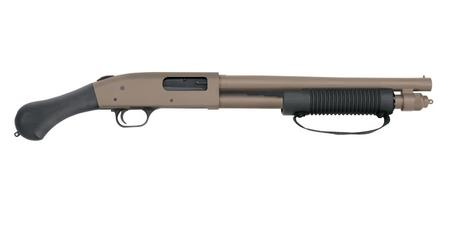 MOSSBERG 590 SHOCKWAVE FLAT DARK EARTH CERAKOTE