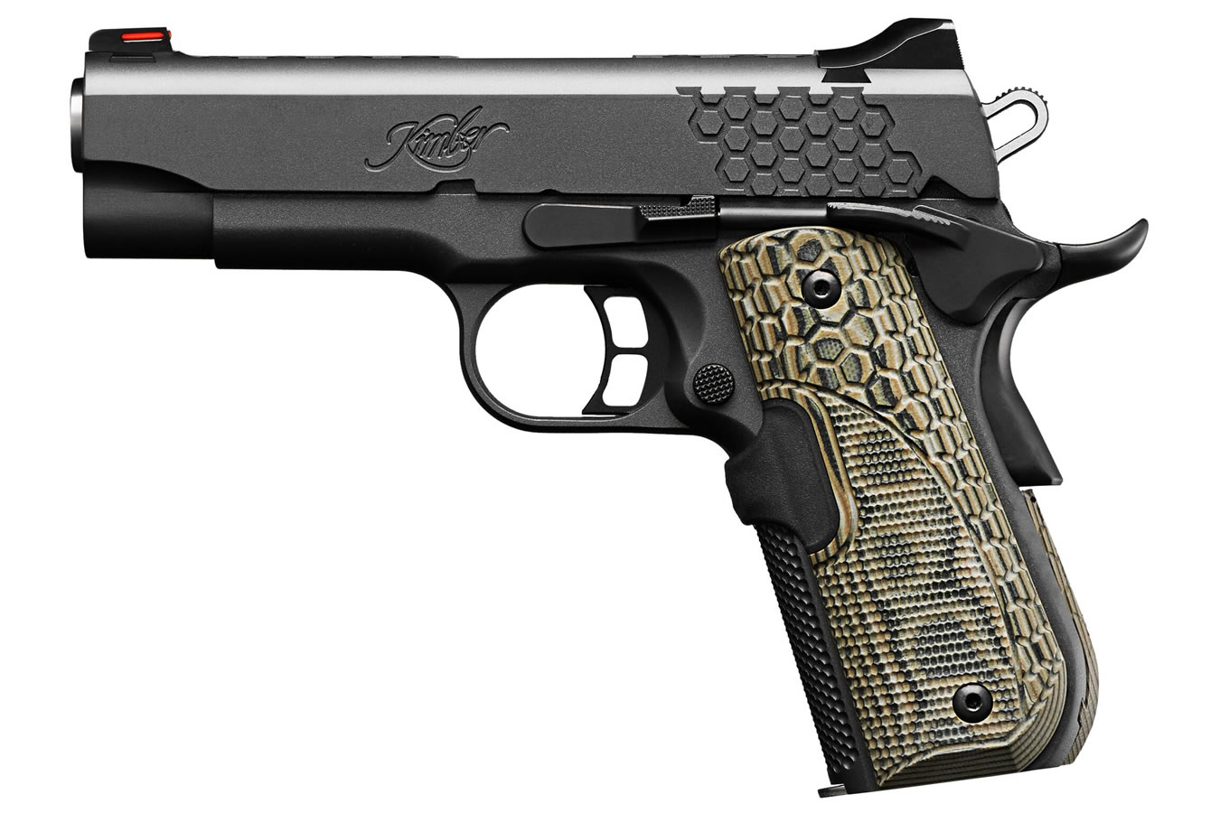 KIMBER KHX PRO 45 ACP WITH LASER ENHANCED GRIPS