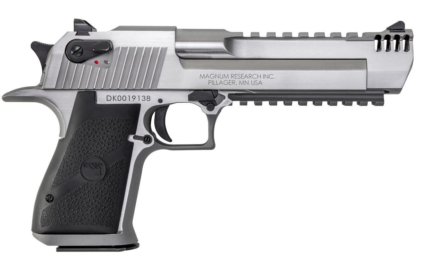 DESERT EAGLE .357 MAG STAINLESS WITH IMB