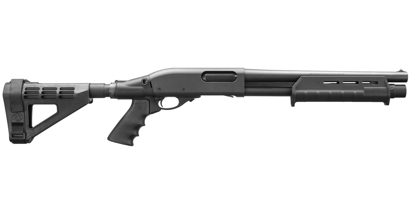 Remington 870 Tac-14 12 Gauge Pump Action with Mesa Tactical Arm