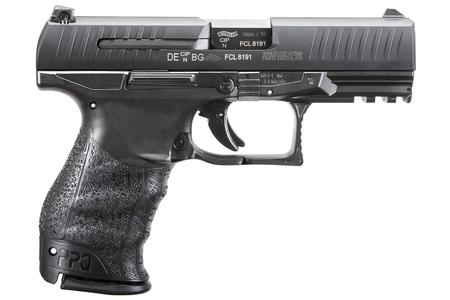 WALTHER PPQ CLASSIC 9MM CENTERFIRE PISTOL (LE)
