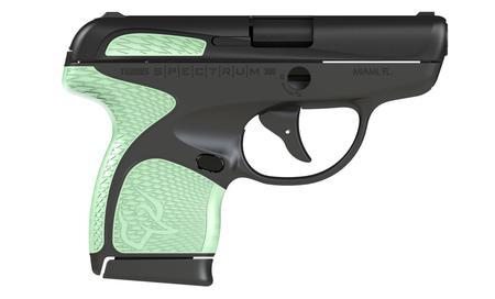 SPECTRUM 380 ACP BLACK/GRAY/MINT