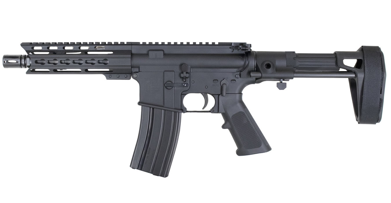 DB15 5.56MM PISTOL WITH MAXIM CQB BRACE