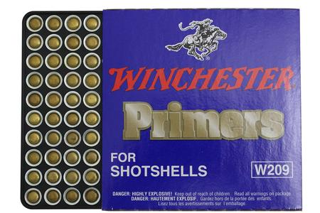 209 SHOTSHELL PRIMERS BRICK