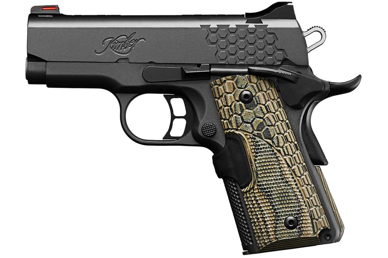 KHX ULTRA 45 ACP W/ LASER ENHANCED GRIPS