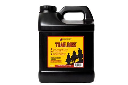 Hodgdon Powder Trail Boss Smokeless Powder 5 lb