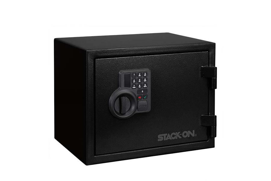 Stack On Personal Fireproof Safe - Small