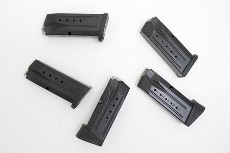 SMITH AND WESSON MP9C 9MM 12-ROUND POLICE TRADE MAGAZINES