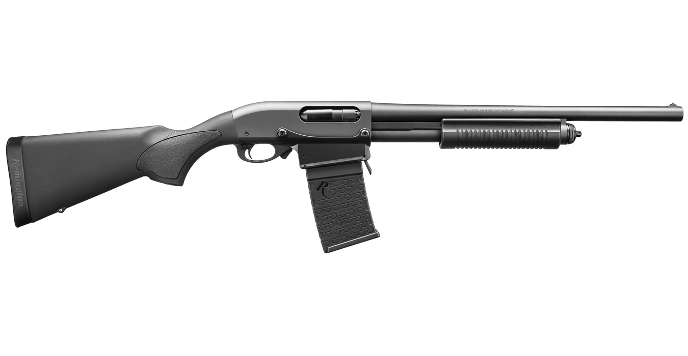 870 DM 12 GAUGE PUMP SHOTGUN