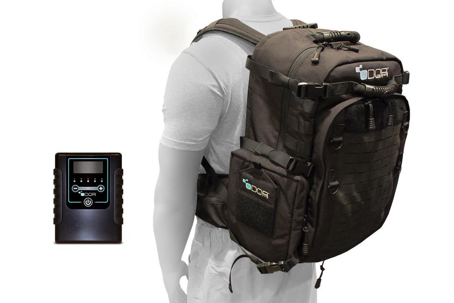 Odor Crusher Ozone Elite 2.0 Tactical Backpack  db64587da5bb8