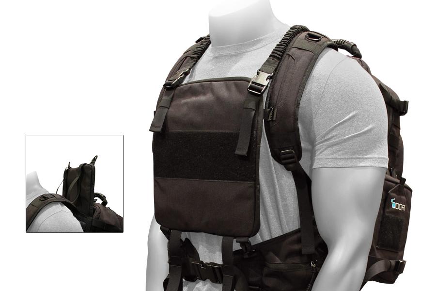 Odor Crusher Ozone Elite 2.0+ Active Shooter Tactical Backpack ... 5a7af8dba7441
