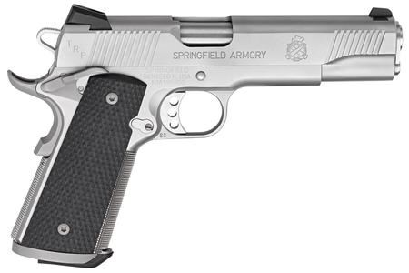 SPRINGFIELD 1911 TRP Stainless 45 ACP with Range Bag and 2 Magazines