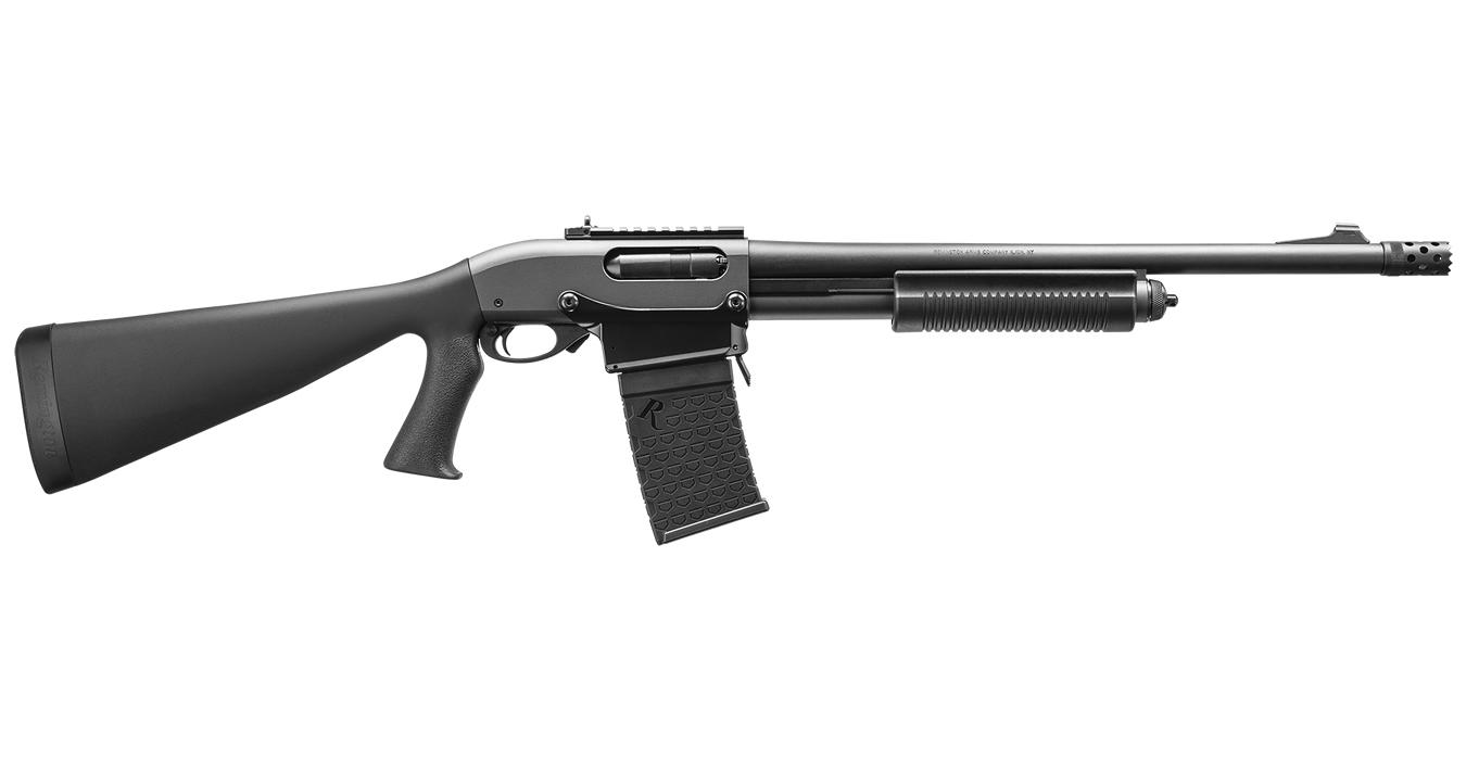 870 DM Tactical 12 Gauge Pistol Grip Shotgun with 6-Round Detachable  Magazine