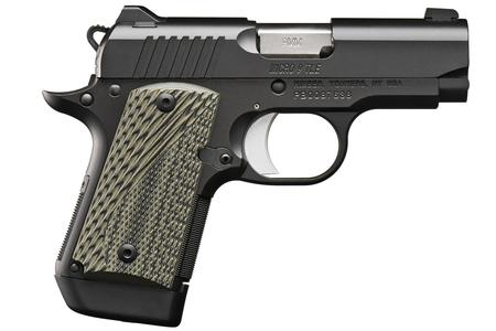 KIMBER MICRO 9 TLE 9MM WITH NIGHT SIGHTS