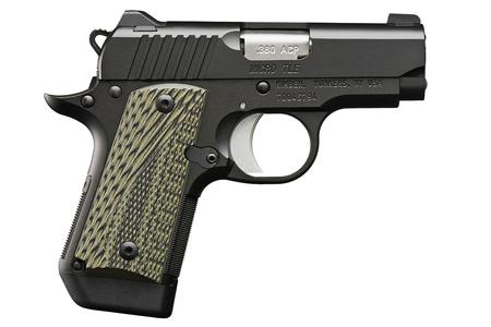 KIMBER MICRO TLE 380 ACP CARRY CONCEAL PISTOL