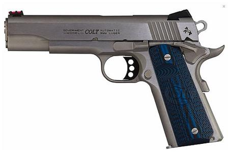 COLT SERIES 70 COMPETITION 45 ACP 5 BBL STAINLESS