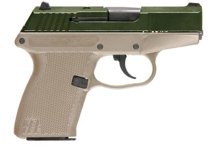 P-11 9MM GREEN/TAN CARRY CONCEAL PISTOL