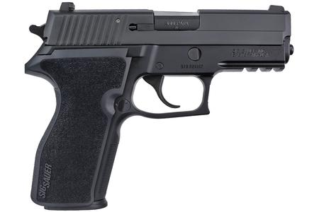 SIG SAUER P229 COMPACT 9MM DA/SA PISTOL WITH RAIL