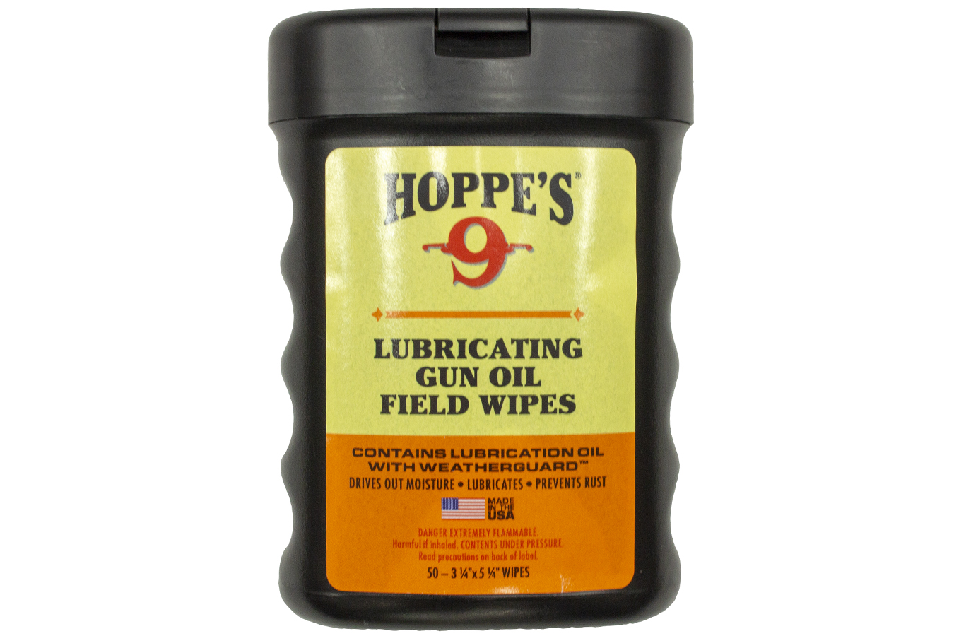 64908e50a32 Email A Friend about  HOPPES LUBRICATING GUN OIL FIELD WIPES ...
