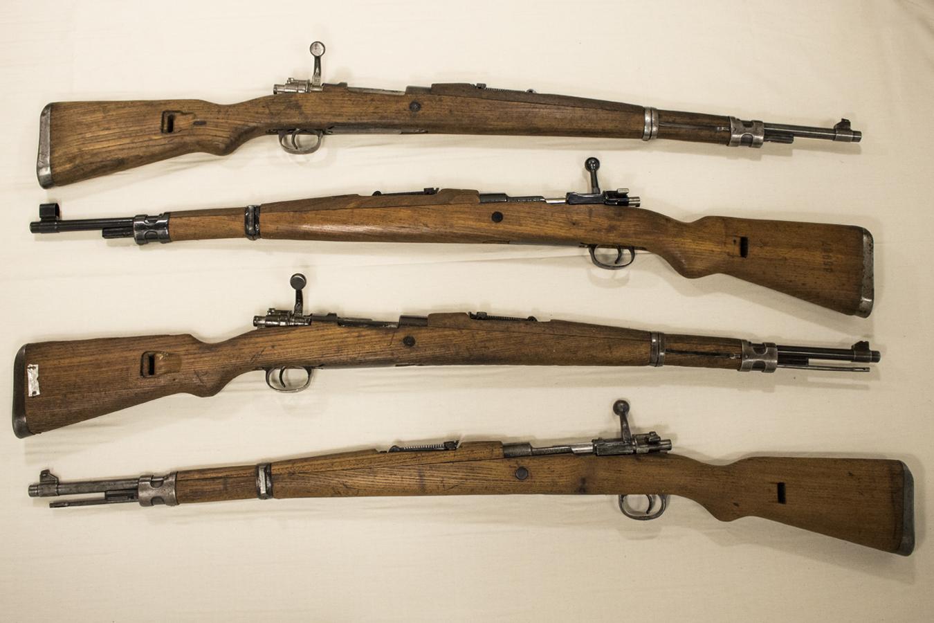 Yugo M48 7 9x57mm Mauser Rifle (Fair Condition)