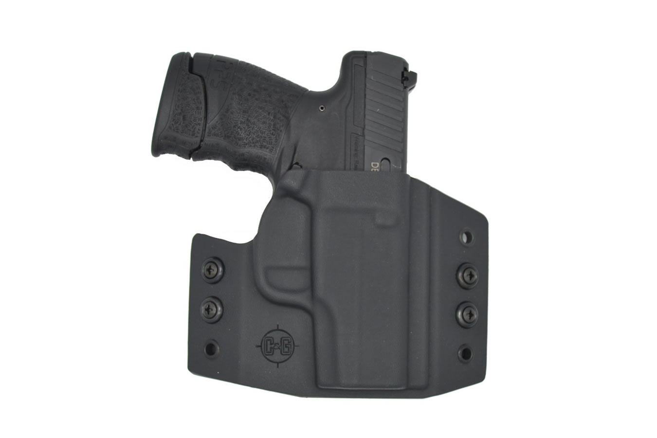 Walther PPS M2 - OWB Covert Kydex Holster