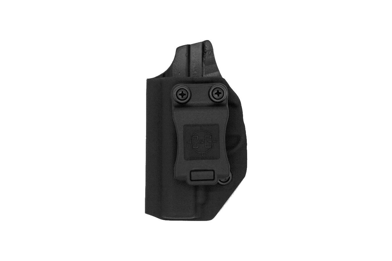 Kimber Micro 9 - IWB Covert Kydex Holster - Left Handed