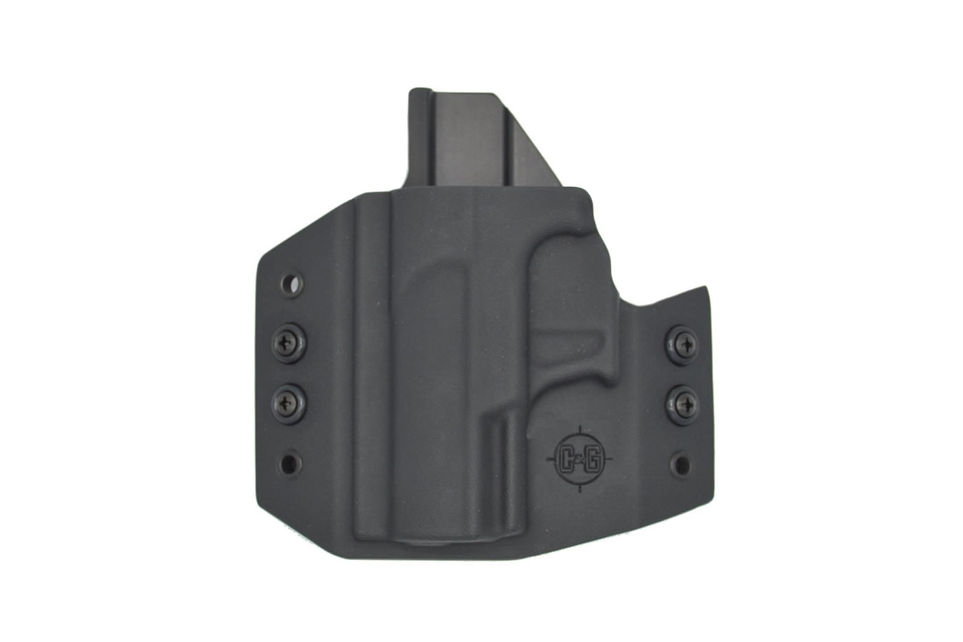 Walther PK380 - OWB Covert Kydex Holster - Left Handed