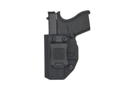 BLACKHAWK Concealment 415601BK-R RH Paddle /& Belt Kydex Holster Glock 26 27 33