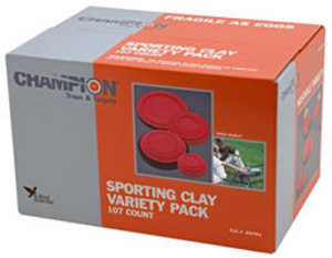 CLAY VARIETY PACK 107 COUNT
