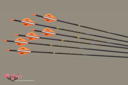 Victory Archery Fletched Hunting Arrows   Vance Outdoors