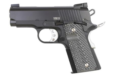 1911 ULTRA 9MM BLACK COMPACT PISTOL