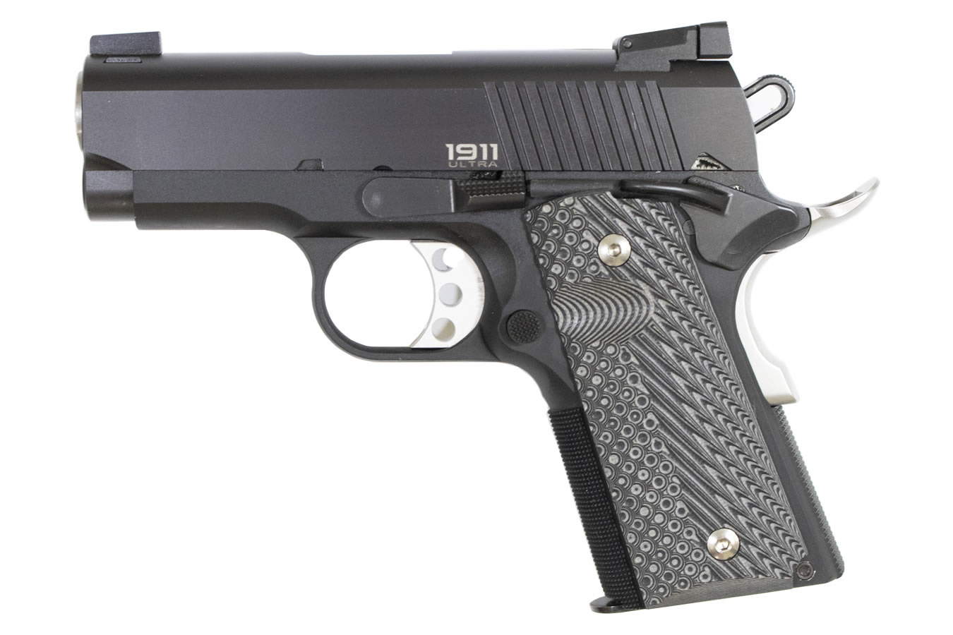 No. 16 Best Selling: BUL 1911 ULTRA 45 ACP BLACK COMPACT PISTOL