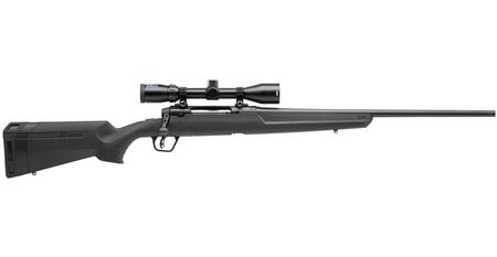 SAVAGE AXIS II XP 6.5 CREEDMOOR WITH SCOPE