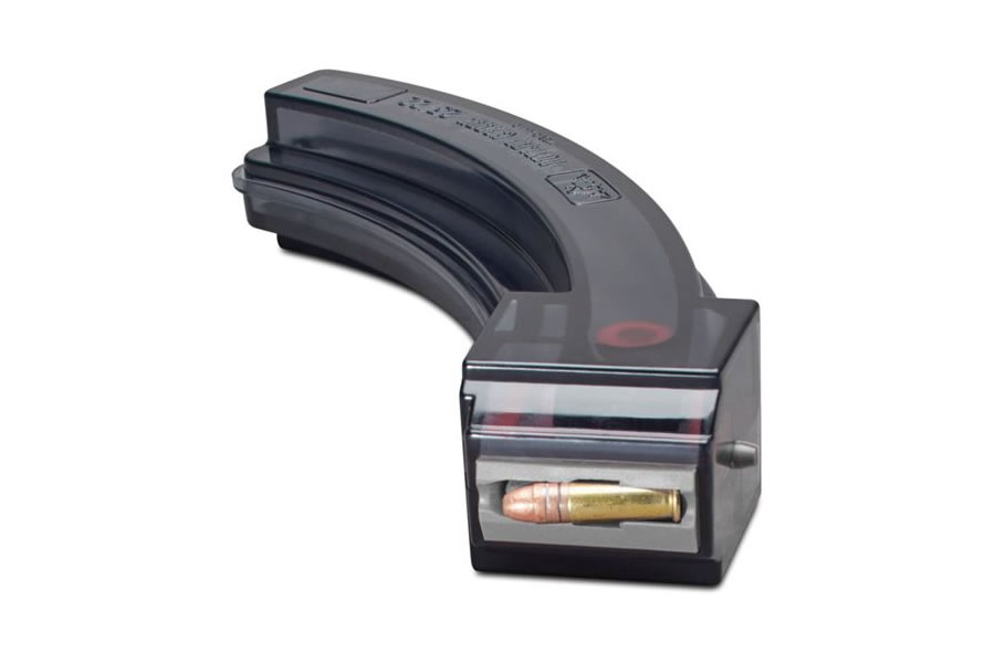 RUGER 10/22 25 RD STEEL LIPS SMOKE MAG