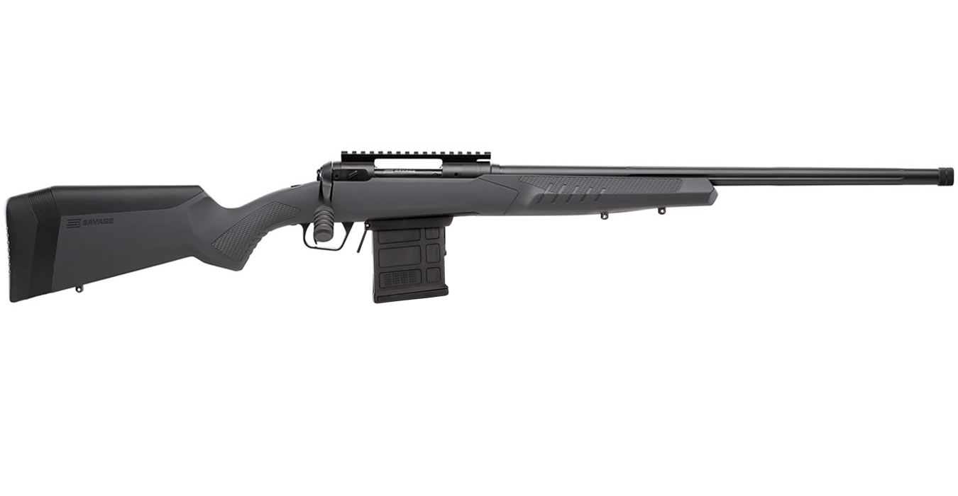 SAVAGE 110 TACTICAL 308 WIN 24` THREADED