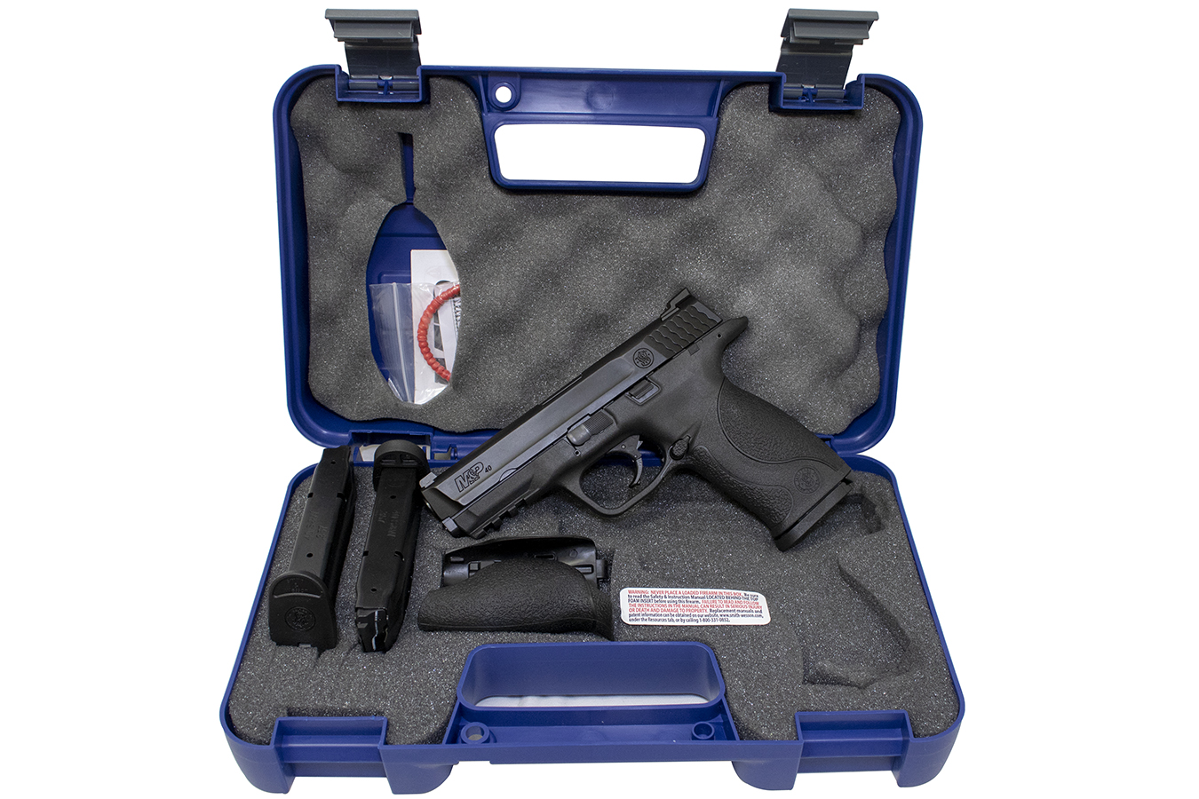 No. 9 Best Selling: SMITH AND WESSON MP40 40SW NEW IN BOX POLICE TRADE-INS