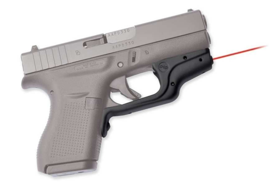 Red Laserguard for Glock 42 and 43