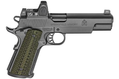 SPRINGFIELD 1911 TRP 10MM WITH TRIJICON RMR RED DOT