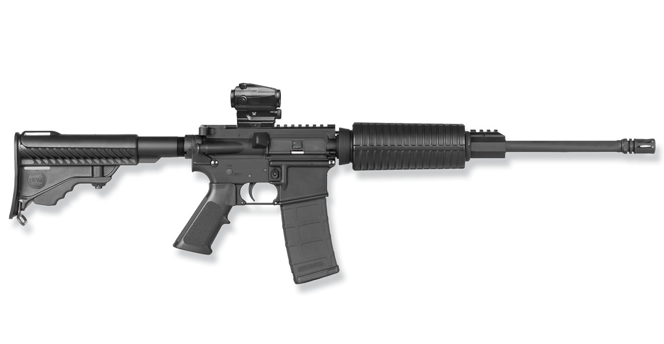 No. 19 Best Selling: DPMS INC A-15 PANTHER ORACLE 5.56 W/ SPARC AR