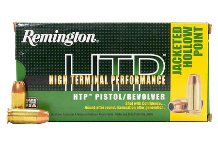 Remington 45 Auto 230 gr JHP HTP Police Trade Ammo 50/Box