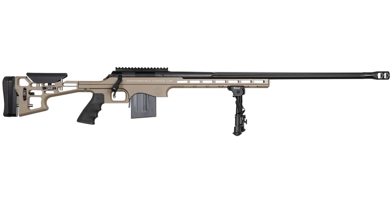 Performance Center LRR 243 Win Flat Dark Earth (FDE) Long Range Rifle