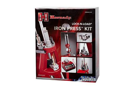 Hornady Lock-N-Load Iron Press Kit with Auto Prime